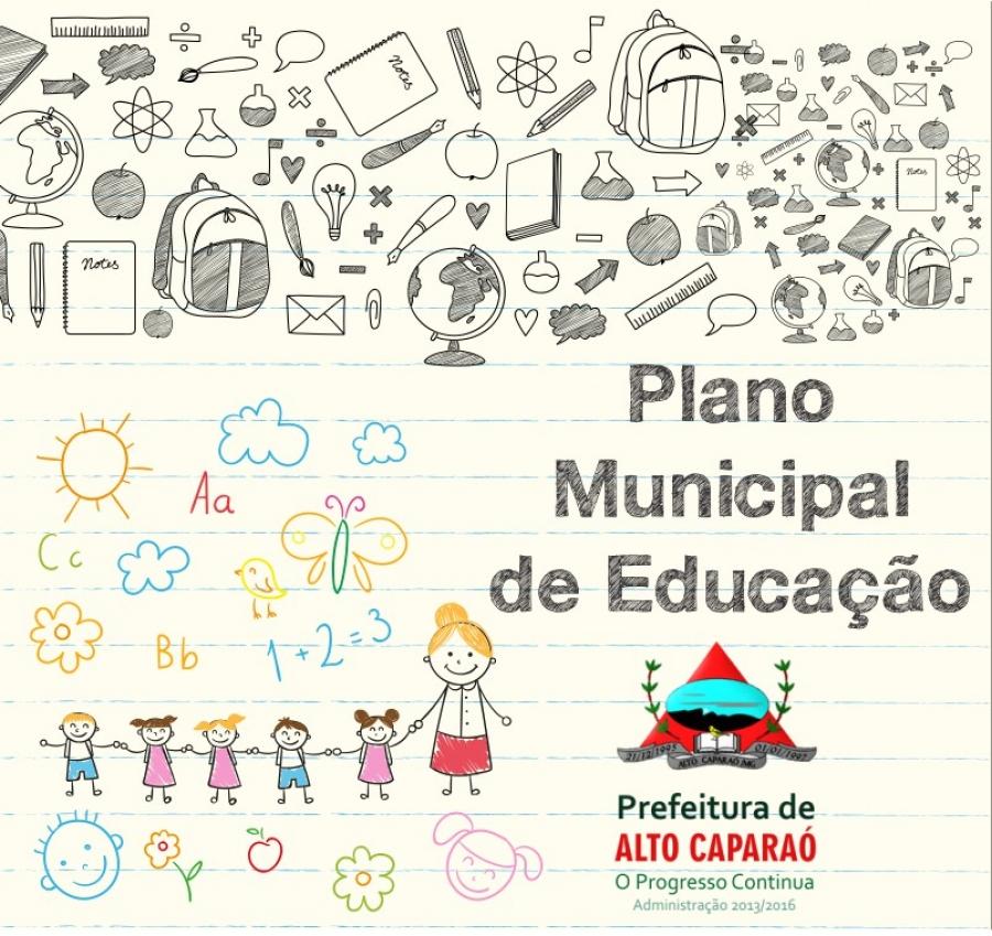 Plano Municipal de Educação de Alto Caparaó