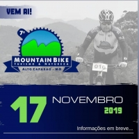 7° Mountain Bike Turismo e Natureza.